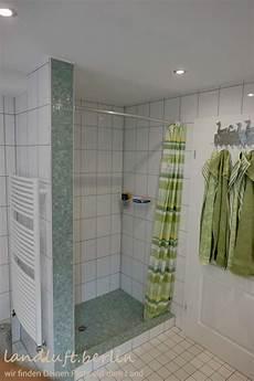 badezimmer im eg gemauerte dusche landluft berlin