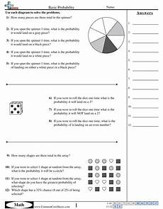 worksheets on probability for grade 8 5854 thumb png 442 215 567 theoretical probability simple probability