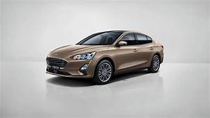 2019 Focus Debuts Fords Equivalent Of VWs MQB Platform