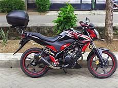 Modifikasi Motor Honda Cb150r by Kumpulan Modifikasi Motor Honda Cb150r Keren Terbaru