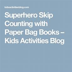 skip counting stories worksheets 11990 skip counting with paper bag books paper bag books activities for skip counting
