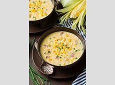 creamy corn soup_image