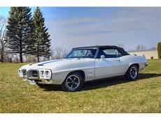 69 pontiac trans am 1969 pontiac firebird trans am for sale classiccars