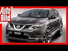 Die Neuen 2017 Nissan Qashqai Facelift Bestseller Wird