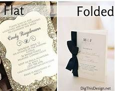 diy wedding invitations tips to consider dig this design