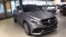 Mercedes Gle 63 S Amg Coupe 2017 In Depth Review