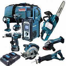 Makita Akku Werkzeug 18vaquascape by Makita Lxt 18v 12tlg Werkzeug Set Duc353 Pt2 Akku