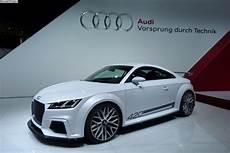 2014 Geneva Motor Show Audi Unveils Edgier New Tt Tts