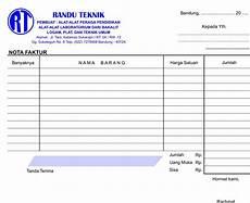 contoh form faktur pajak excel contoh su