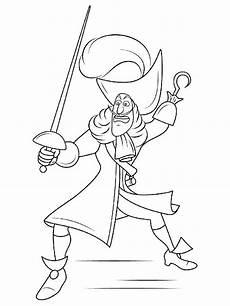 Captain Hook Malvorlagen Free Captain Hook Coloring Pages Free Printable Captain Hook