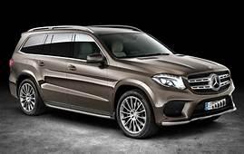 2017 Mercedes GL450  Reviews Specs Interior Release