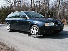 2004 Audi A6 Avant 1 8 T Quattro Related Infomation
