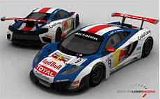 Enduracers Work For Sebastien Loeb Racing Renders