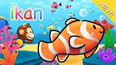 Lagu Anak Indonesia Ikan