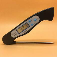 Bakeey Foldable Digital Kitchen Food Thermometer by Thermometers Bakeey Foldable Digital Kitchen Food Bbq