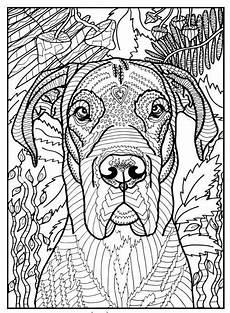 malvorlage hundekopf 1ausmalbilder