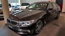 2017 Bmw 530d Limousine Luxury Line Bmw View