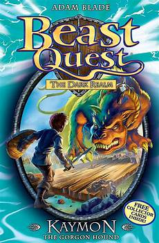 kaymon the gorgon hound a beast quest wiki fandom