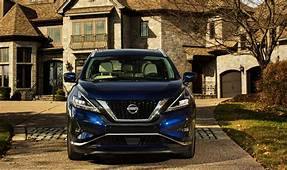 2019 Nissan Murano Platinum AWD Road Test Review And Specs