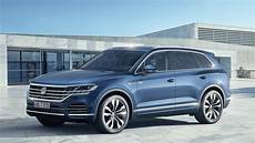 2019 volkswagen touareg images price performance and