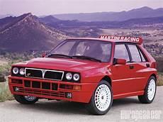 1993 Lancia Delta Hf Integrale Evoluzione European Car