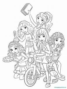 lego friends coloring pages childlife me lego friends
