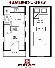 four lights tiny house plans hph088 successful tiny house living with jay shafer
