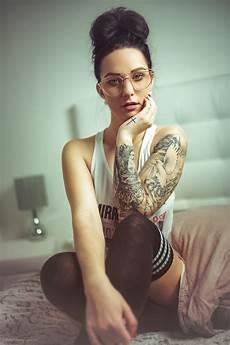 wallpaper vincent haetty 500px tattoo model women