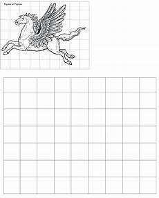 grid drawing worksheets for high school at paintingvalley com explore collection of grid