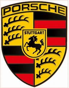 porsche logo emblem badge origins meaning crest the news