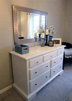 Bedroom Dresser With Mirror Decor Ideas by I The Idea Of A Wall Mounted Mirror A Diy