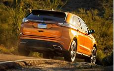 Sports Car Wallpaper 2015 Ford by 2015 Ford Edge Sport Wallpapers And Hd Images Car Pixel
