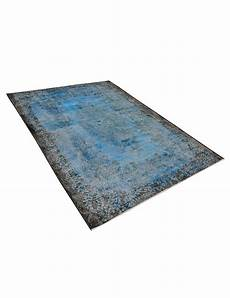 vintage teppich blau vintage teppich 288 x 181