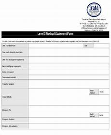 statement form in pdf