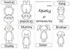 family coloring worksheets for kindergarten 12915 family coloring book search fichas ingles infantil ingles ni 241 os