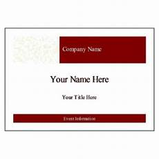 free avery 174 template for microsoft word name badge label 5395 8395