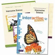 pearson interactive science grade 3 worksheets 12533 interactive science a science curriculum by pearson grade 3 homeschool bundle 9780328748648