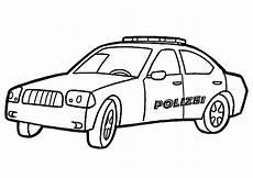 polizei 10 ausmalen