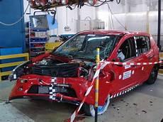 Dacia Sandero Crash Test La Uzina Dacia