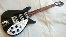 lennon guitar rickenbacker rickenbacker 355 jl lennon limited edition signature reverb