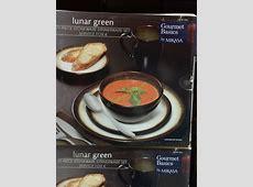 Gourmet Basics By Mikasa Lunar 20PC Dinnerware Set