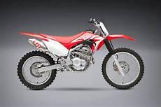 yoshimura 2019 honda crf250f enduro series exhaust system