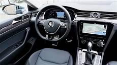 2017 Volkswagen Arteon Elegance Interior