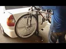 porta auto porta bicicletas para vehiculo con enganches americanos