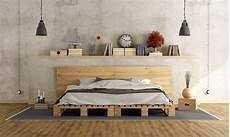 fare l sul letto letto con bancali come costruirlo idee e consigli utili