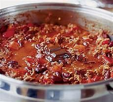 Chili Con Carne Rezept Original - chilli con carne recipe food