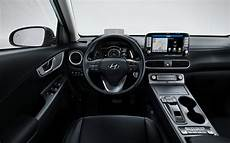 Hyundai Kona Elektro Innenraum 01 Dr Windows