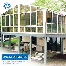 sunroom prices aluminum alloy sunroom prices modern glass veranda prefab