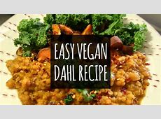easy dahl recipe_image