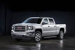 2017 GMC Sierra Vs Ram 1500 Compare Trucks